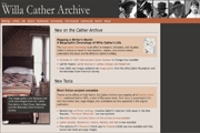 The Willa Cather Archive