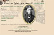 Letters of Matthew Arnold